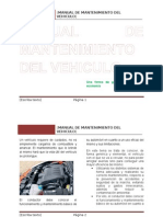 Manual de Mantenimiento Final