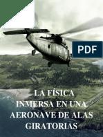 La Física Inmersa en Un Aeronave de Alas Giratorias (1)