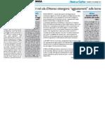 """Universitari nel cdA dell'Ateneo ottengono """"aggiustamenti"""" sulle borse / career Day, iscrizioni entro oggi - Il Resto del Carlino del"""