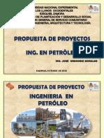 Propuesta de Proyecto Ingeniero en Petroleos