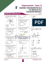 Trigonométrica 2015