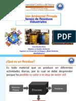 Clase 7 Manejo Residuos GA 2014