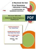 Clasificacion Estaciones Meteorogicas Henry Hernan Zavala Reymer