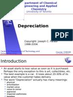 E04 Depreciation