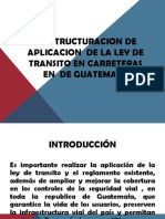 Reestructuracion de aplicacion de Ley de Transito.pdf