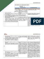 Tanque 1 Pvp- Observaciones Segun Osinergmin
