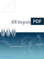 02 ACR Integration