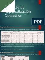Proyecto de Regionalización Operativa