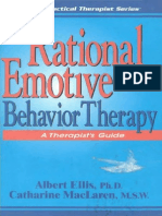 (Practical Therapist Series) Albert Ellis, Catharine Maclaren-Rational Emotive Behavior Therapy_ a Therapist's Guide -Impact Publishers (1998)