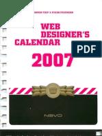 Feature 2007 Germany WebDesignersCanlendar