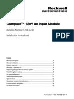 1769-IA16_120V Ac Input Module