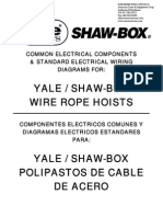All Std Wire Rope Wiring Diag YALE