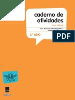 Cad. Atividades e Passatempos - Fazer Ciência 6º Ano - Sebenta(2)
