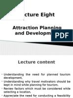 Attraction Planning & Managment