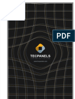 Tecpanels - Brochure