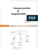 4.Motion of Charged Particle