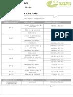 Flyer Idiomas -Programación Julio- Septiembre 2015