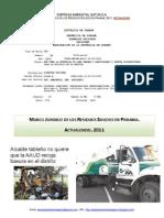 Legislacion Residuos Solidos Panama