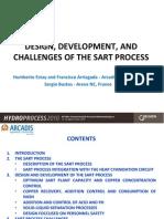 Diseño y Desarrollo Del Proceso SART