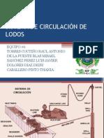 Sistema de Circulación de Lodos