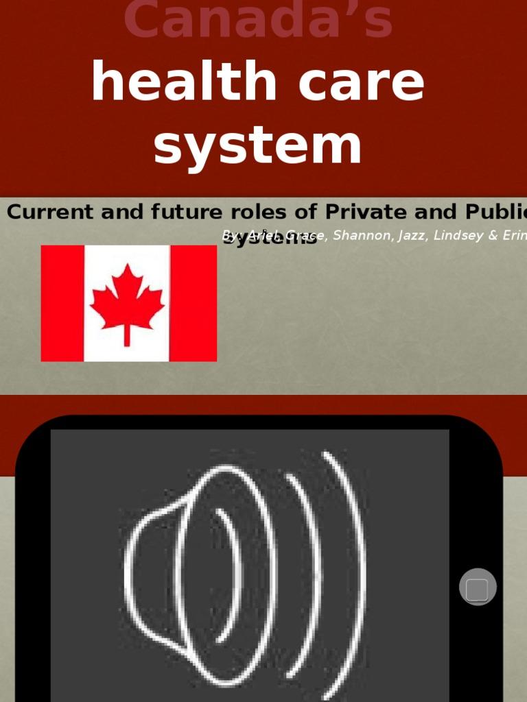 Private vs Public Health Care Group Project | Health Care ...