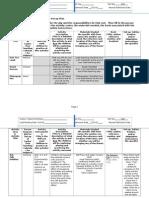 activity plan  lesson 3