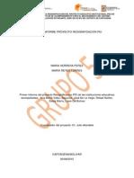 Primer Informe de Avance PEI Grupo 5