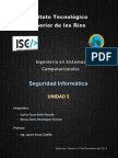 Reporte de Servidor WEB,DNS y Correo