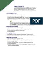SAP Web AS 6.20 Translation Tools (SP 25+)
