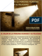 elvalordelapersonahumana-110712162247-phpapp02.ppt