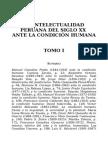 Intelectualidad Peruana TomoI (1)