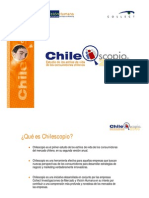 Informe Chilescopio 2006 Resumen