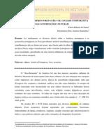Cronista No Imperio Portugues Uma Análise Comparativa Das Construçoes Culturais