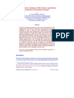 Historia del cooperativismo agrario en Europa