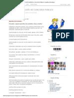 o Português No Concurso Público_ Questões de Semântica