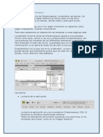 El Entorno de Dreamweaver Resumen Asmad Saldaña 4 A