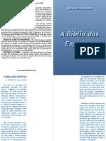 A Biblia Dos Espiritas