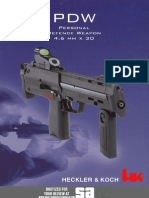 HK PDW Brochure 2000