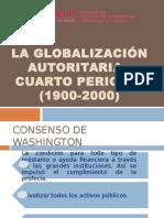 LA GLOBALIZACION AUTORITARIA-1900-2000