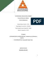 Atps Administração de Materiais e Logística