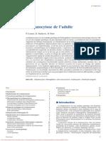 Drépanocytose de l'Adulte 2009 EMC