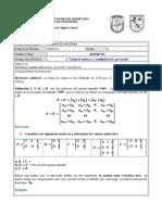 Álgebra lineal - Fac. Ingeniería