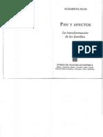 Jelin - Pan y Afectos Cap 4 y 5