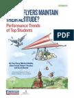 do high flyers maintain their altitude