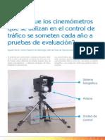 LECTURA 3-3 Los Cinemometros Que Se Utilizan en El Control de Trafico