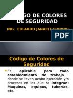 Clase de Codigo de Colores de Seguridad