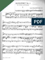 IMSLP187603-PMLP325136-Concerto 2 Violin and Klavier