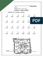 Adições Simples Com Sequencias.doc