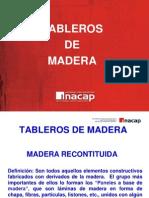 Tablero Maderas INACAP