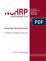 NCHRP 319 - Bridge Deck Joint Performance (2003).pdf